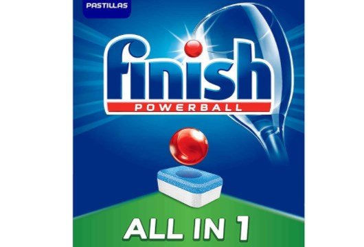 Finish All in 1 Max Power Gel Lavavajillas